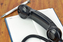 Telephone Appointment Royalty Free Stock Photo
