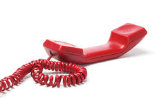 Telephone Handset Stock Photo