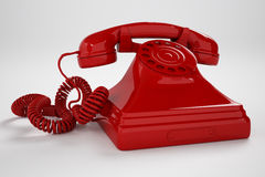 Telephone. Stock Images
