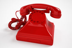 Telephone. Stock Photos