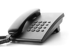 Telephone isolated on white Stock Image
