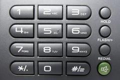 Telephone Keypad. Number Telephone Keypad , business background Royalty Free Stock Photos