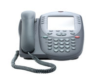 Telephone  with a large screen Royalty Free Stock Photos