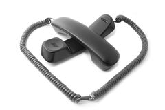 Telephone love Royalty Free Stock Photo