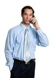 Telephone Man Stock Images