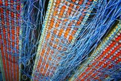 Telephone network Royalty Free Stock Image