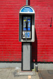 Telephone in New York City Stock Images