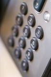 Telephone numpad Royalty Free Stock Images