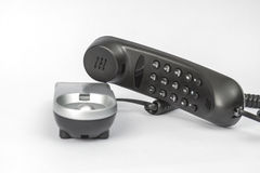 Telephone off the hook Royalty Free Stock Photo