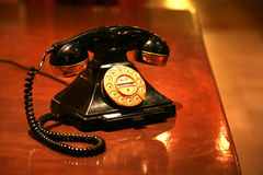 Telephone old Royalty Free Stock Photography