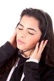 Telephone Operator Royalty Free Stock Photos
