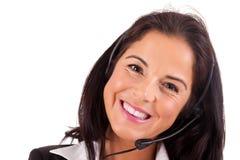 Telephone Operator Royalty Free Stock Photo