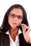Telephone Operator Stock Photography