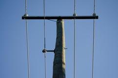 Telephone Power Pole Royalty Free Stock Photo