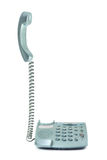 Telephone and receiver Stock Photos