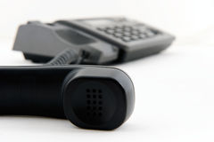 Telephone with receiver off Stock Photography