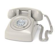 Telephone, Retro. Stock Photo