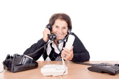 Telephone Stock Photo