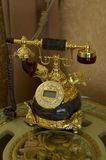 Telephone set Stock Images