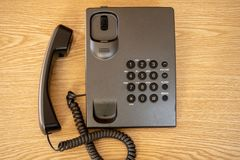 The telephone stock photos