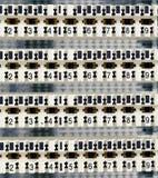 Telephone switchboard Stock Image