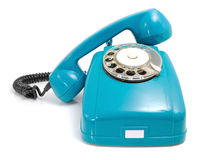 Telephone with the taken off handset Stock Photography