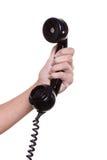 Telephone tube Stock Images