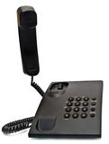 Telephone with a tube Stock Photography