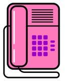 Telephone (Vector) Stock Photo