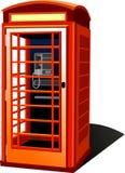 Telephone vector illustration Stock Image