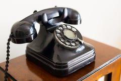 telephone vintage Στοκ φωτογραφία με δικαίωμα ελεύθερης χρήσης