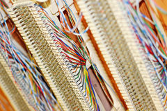 Telephone Wiring Stock Images