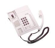Telephone With Receiver Off Stock Images