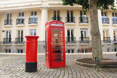 Telephonebox Royalty Free Stock Photography