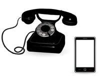 Telephones Royalty Free Stock Photos
