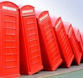 Telephones Stock Image