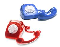 Telephones Stock Image