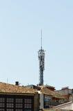 Telephony antenna Stock Photo