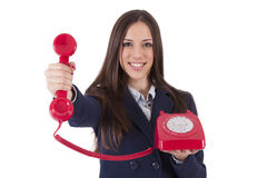Telephony Stock Image