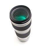 telephoto объектива фотоаппарата стоковое фото