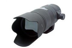 telephoto объектива стоковое фото
