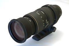 telephoto объектива Стоковое фото RF