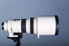Telephoto camera lens Stock Photography
