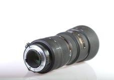 Telephoto lens. High-performance telephoto zoom lens Stock Images