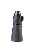 Telephoto lens. High-performance telephoto zoom lens Royalty Free Stock Photos