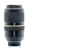Telephoto lens Stock Photography
