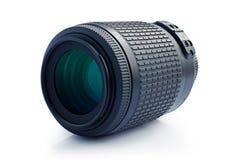 Telephoto zoom camera lense Stock Photo