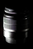 Telephoto zoom slr camera lens Royalty Free Stock Photography