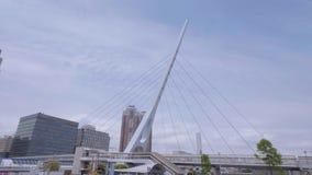 Teleport мост в городе токио - ТОКИО/ЯПОНИИ - 12-ое июня 2018 акции видеоматериалы