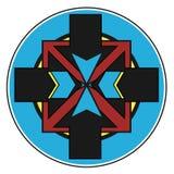 Telerrows märkeslogo Fotografering för Bildbyråer
